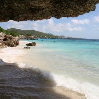 Playa Kalki Screensaver from the Curacao Island